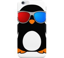 Swaggy Penguin iPhone Case/Skin