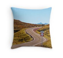 How Many Cows Can A Weak Road Withstand? Throw Pillow