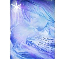 Nativity Photographic Print