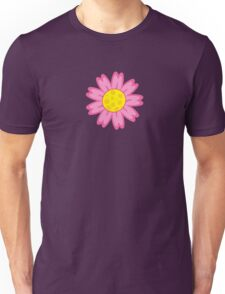 Cute cartoon flower Unisex T-Shirt