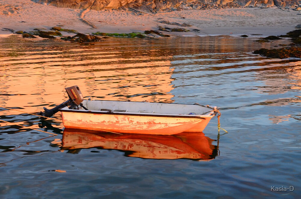 The Boat that I Row by Kasia-D