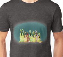 Close encounters of the weird kind: a face in the crowd Unisex T-Shirt