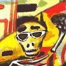 Dancing Skeleton by Asher Davidson