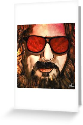 The Dude - Big Lebowski  by themighty