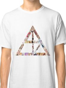 Alaska faces sign Classic T-Shirt