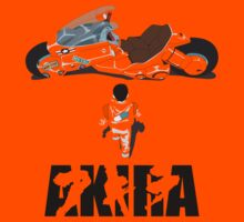 Akira Tee by Matthew James