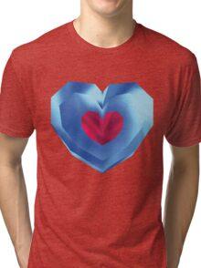 OOT Piece of Heart Tri-blend T-Shirt