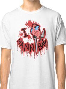 I 'Heart' Hannibal Classic T-Shirt