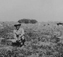George W. Langley, farmer by wandringeye