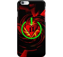 Power to love iPhone Case/Skin