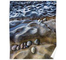 Twelve Pebbles Poster