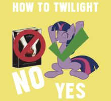 How Do I Twilight? by Irvin Pagan
