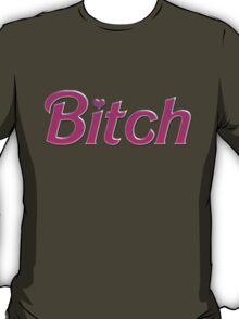 """B!tch"" Barbie T-Shirt"