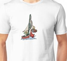 Waker of The Winds LOZ Smaller Image Unisex T-Shirt