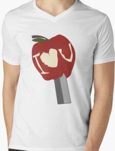 I lOve U Mens V-Neck T-Shirt