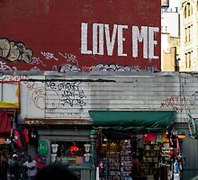 Love Me by CraigSkinner