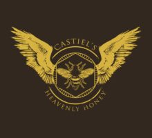 Castiel's Heavenly Honey by Rebekie Bennington
