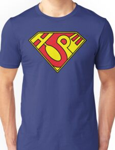 Hope - It's not an S Unisex T-Shirt