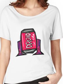 DROID COLA Women's Relaxed Fit T-Shirt