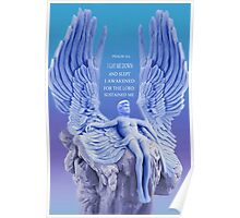 ๑۩۞۩๑BLUE ANGEL AWAKENS VERSION TWO (BIBLICAL) PICTURE/CARD&ANIMATION ๑۩۞۩๑  Poster