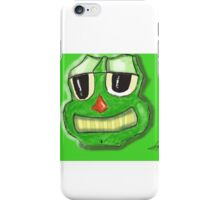 frog, green, lol iPhone Case/Skin