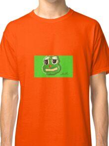 frog, green, lol Classic T-Shirt