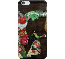 Gardener iPhone iPhone Case/Skin