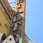 Rialto Theatre Marquee by Escott O. Norton