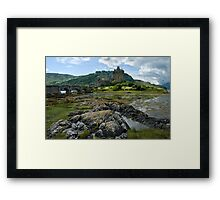 Eilean Donan Castle, Scotland Framed Print