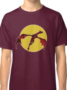 There Be Red Dragons  Classic T-Shirt