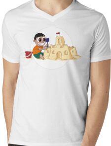 Sandpit of Enormousness Mens V-Neck T-Shirt