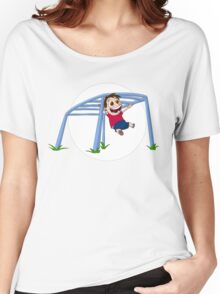Monkey Bars of Swingyness Women's Relaxed Fit T-Shirt