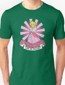 Life Is Peachy Unisex T-Shirt