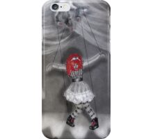 All Strung Up; Human Marionette iPhone Case/Skin