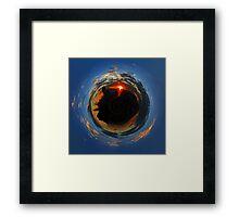 ©HCS Mini World III Framed Print