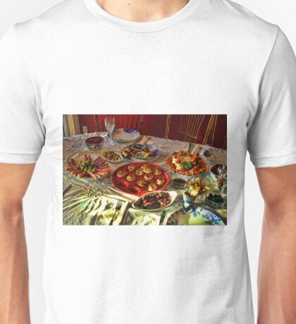 Thanksgiving Apps Unisex T-Shirt