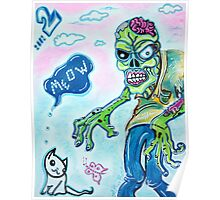 My Pet Zombie 2 - Here Kitty Kitty Poster