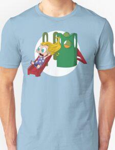 Slide of Breezyness T-Shirt