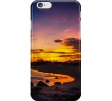 Glitter in Dusk iPhone Case/Skin