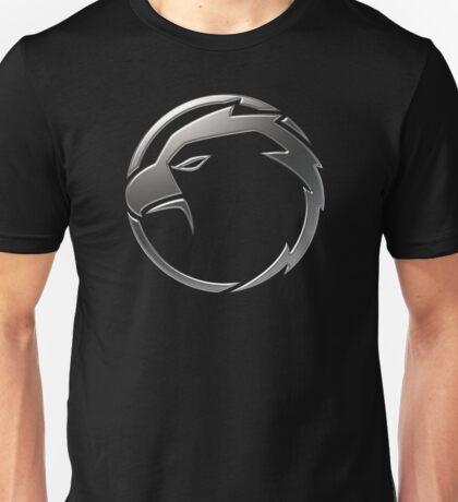 Lightning Hawks Chrome Logo T-Shirt
