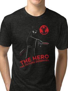 Samurai Hero Tri-blend T-Shirt