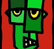 Frankenstein's Munster by brett66