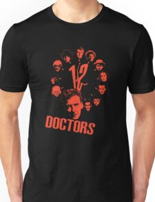 12 doctors T-Shirt