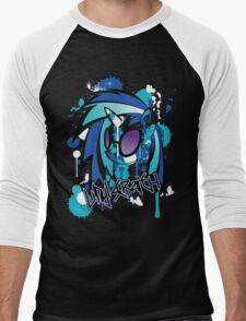 vinyl pony  Men's Baseball ¾ T-Shirt
