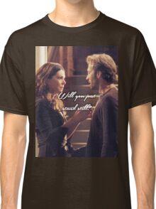 Luke and Lorelai - Stand Still Classic T-Shirt
