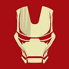 Ironman Helmet by klh0853