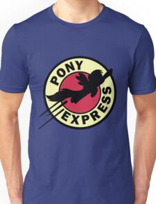 Pony Express Unisex T-Shirt