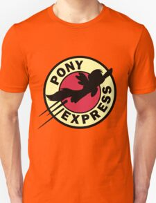 Pony Express Unisex T-Shirt