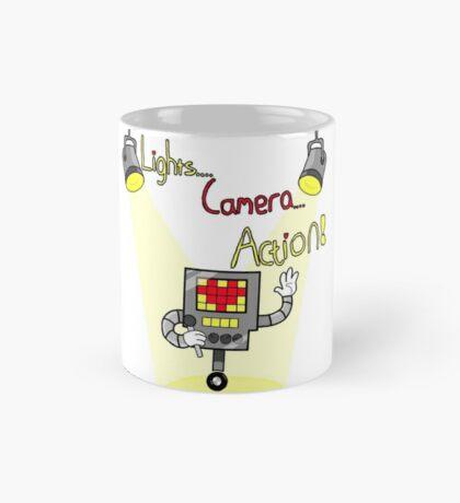 Undertale - Mettaton, Lights Camera Action! Mug