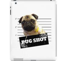 Pug Shot iPad Case/Skin